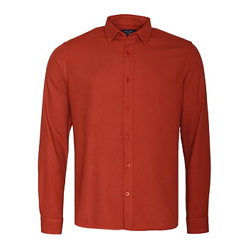 Shirt Ben Rust Red