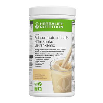 Formula 1- Boisson Nutritionnelle - Vanille Onctueuse