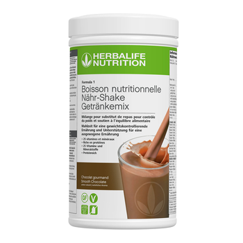 Formula 1- Boisson Nutritionnelle - Chocolat Gourmand
