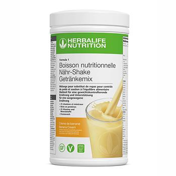 Formula 1- Boisson Nutritionnelle - Crème de Banane