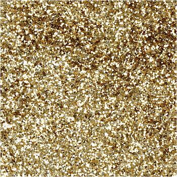 Bio-glimmer, guld, dia. 0,4 mm, 10 g/ 1 burk
