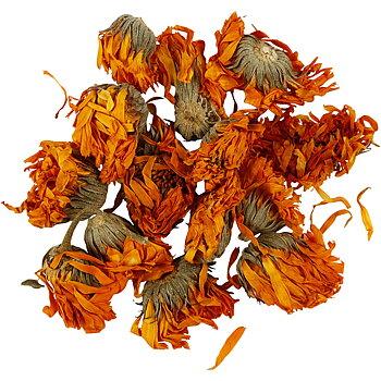 Torkade blommor, gyllen, Ringblomma, dia. 1 - 1,5 cm, 15 g, 1 förp.