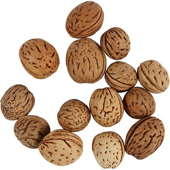 Nötter, L: 15-25 mm, 25 g