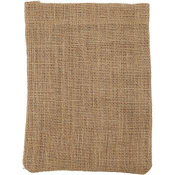 Påsar, stl. 15x20 cm, 275 g/m2, 4 st., brun