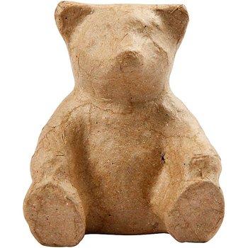 Björn, H: 8 cm, 1 st.