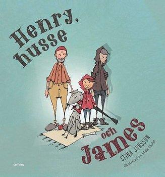 Henry, husse och James - Stina Jonsson
