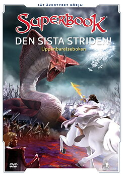 Superbook - Den sista striden - Del 13