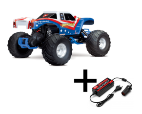 Traxxas BIGFOOT Monster Truck 2WD 1/10  RTR - BLACK FRIDAY