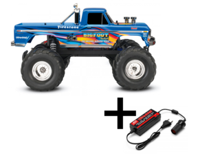 Traxxas Bigfoot No.1 Monster Truck 2WD 1:10  RTR - BLACK FRIDAY