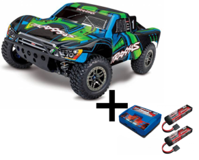 Traxxas Slash 4x4 Ultimate RTR LIPO - BLACK FRIDAY