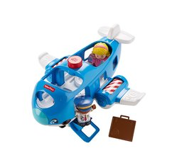 Fisher-price FMT33 lp large vechile plane se svenska