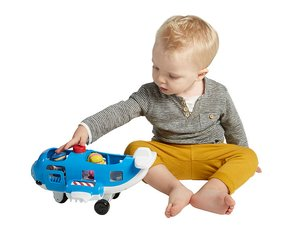 Fisher-price FMT33 lp large vechile plane se ruotsi