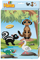 Hama 3446 midi Animal Friends 2000
