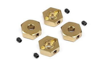 Maverick MV22802 Aluminum wheel hex (4pcs)