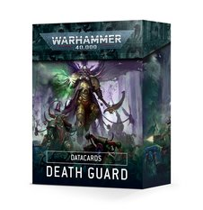 Warhamer 43-04 Datacards: Death Guard