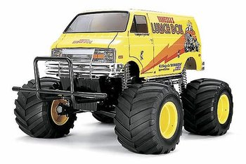 Tamiya 46701 Lunch box 1/12 scale X-SA customized monster truck