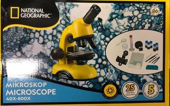 Mikroskop 40x-800x, Nat Geo