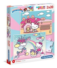 Clementin 24765 Hello Kitty 2x 20 Bitar