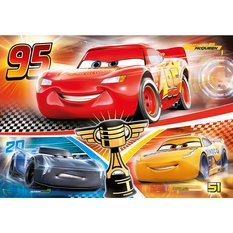 Clementin Disney Cars 15 Pieces