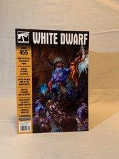 Warhamer White Dwarf 455