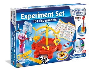 Experiment set, 101 experiments
