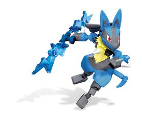 MB Construx Pokemon power Lucario