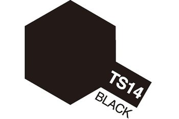 Tamiya TS-14 Spray Black