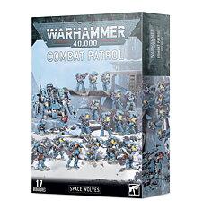 Warhamer 53-37 Combat Patrol: Space Wolves