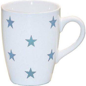 Mugg Star, blå