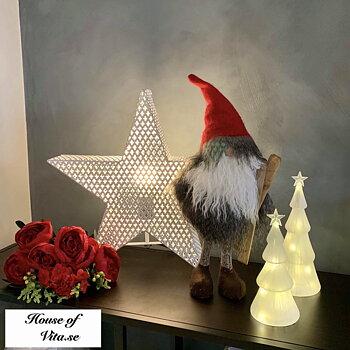 Adventsstjärna Lucky Star, 47x9,5x45 cm