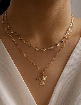 Neckless Angels And Heart Dream