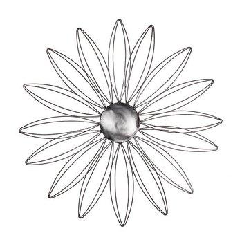 Blomma Vägg Smide, 50 cm