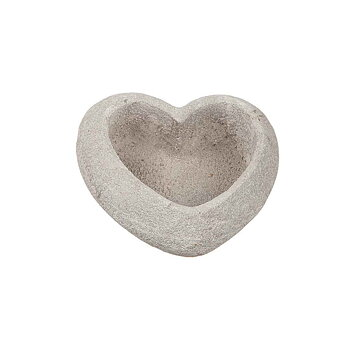 Heart in Concrete 14x15