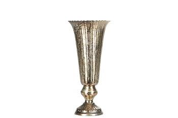 Pokal Rex Champagne. 16x11x36 cm