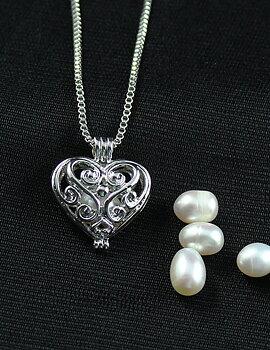 Halsband Pearl of Love
