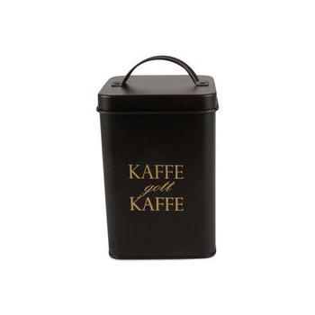 Burk Kaffe, 11,5x11,5x17 cm