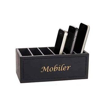 "Wooden box ""Mobiles"" 10x20 cm"