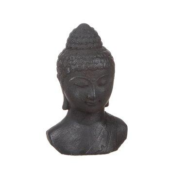 Buddha concrete black