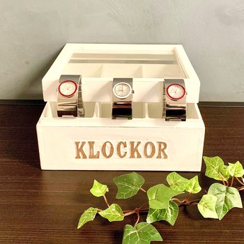 """Wooden box """"watches"""""""