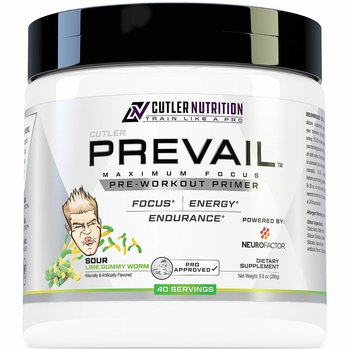 Cutler - Prevail Pre Workout