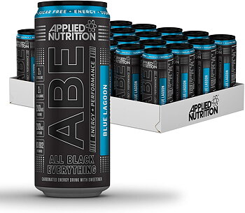 Applied - A.B.E. Energy Drink, 24x 330ml