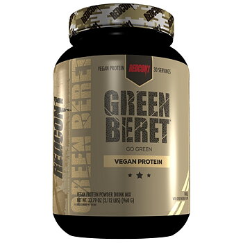 GREEN BERET - Vegan Protein, 907g
