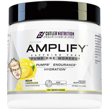 AMPLIFY PUMP PRE WORKOUT, 296g