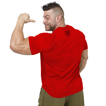 RC1 - Premium OG Red Shirt