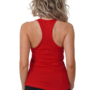 RC1 - Womens OG Red Tank