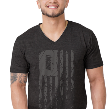 RC1 - Limitless Grunge Flag Shirt
