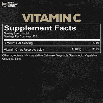 Redcon1 - Basic Line C-Vitamin, 120 tab