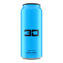3D - 3D Energy Drink, 473 ml