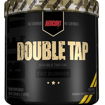 DOUBLE TAP POWDER - Fat Burner