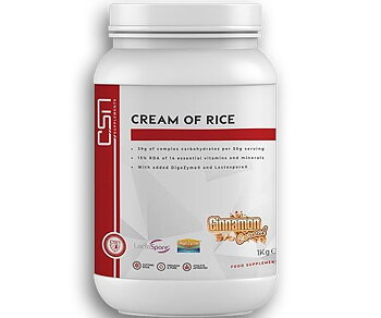 CSN - Cream of Rice, 1000g